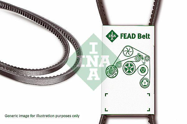 Correia trapezoidal com a referencia FB10X710 da marca INA