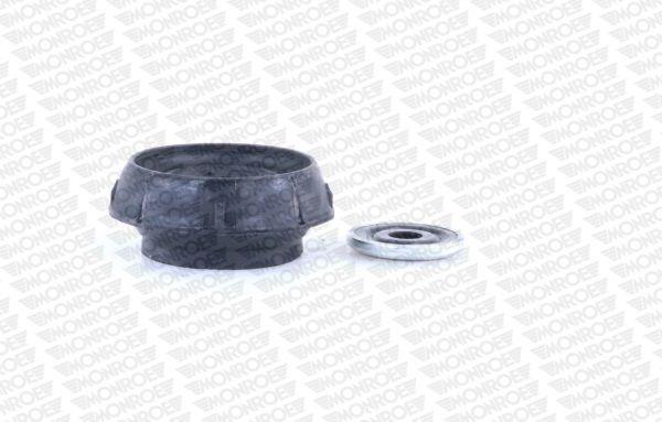 Suporte de apoio do conjunto mola/amorte com a referencia MK100 da marca MONROE
