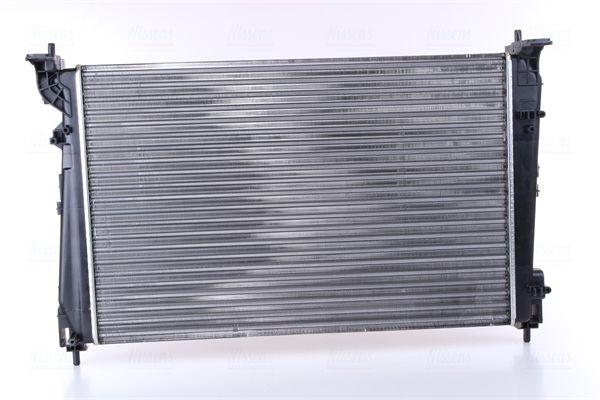 Radiador, arrefecimento do motor com a referencia 61916 da marca NISSENS