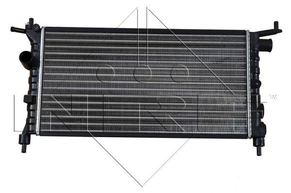 Radiador, arrefecimento do motor com a referencia 50551 da marca NRF