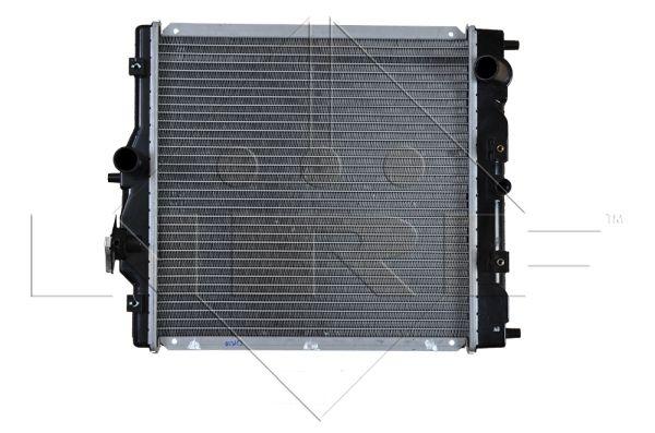 Radiador, arrefecimento do motor com a referencia 506750 da marca NRF