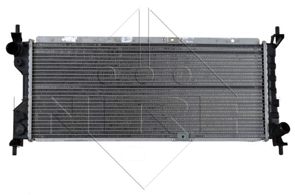 Radiador, arrefecimento do motor com a referencia 507522 da marca NRF