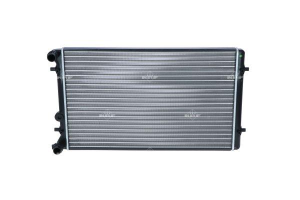 Radiador, arrefecimento do motor com a referencia 509529A da marca NRF