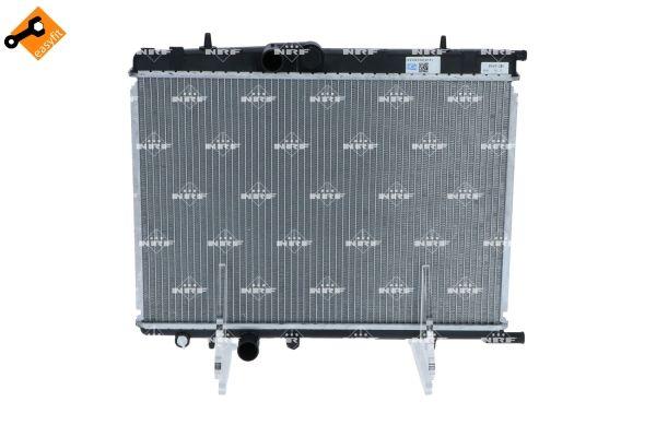 Radiador, arrefecimento do motor com a referencia 53424 da marca NRF