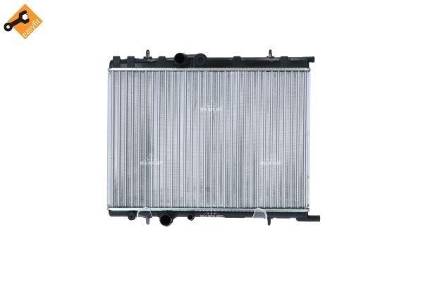 Radiador, arrefecimento do motor com a referencia 53424A da marca NRF