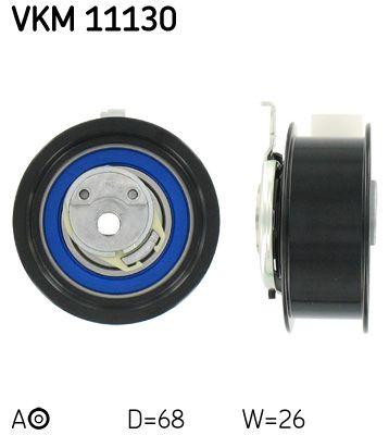 Rolo tensor, correia dentada com a referencia VKM11130 da marca SKF