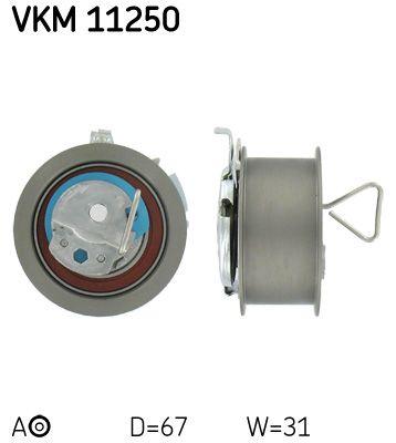 Rolo tensor, correia dentada com a referencia VKM11250 da marca SKF