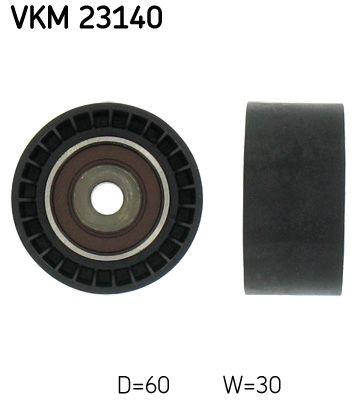 Polia de desvio/de guia, correia dentada com a referencia VKM23140 da marca SKF