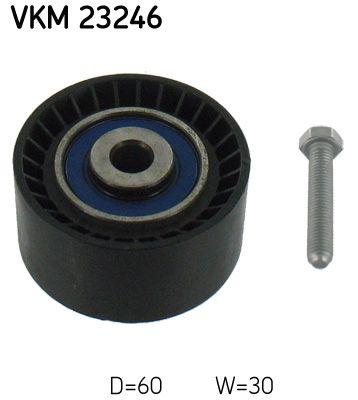 Polia de desvio/de guia, correia dentada com a referencia VKM23246 da marca SKF